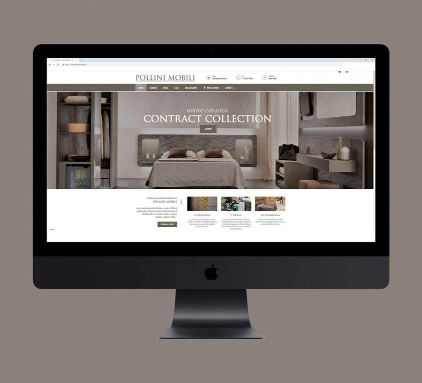 POLLINI – Website