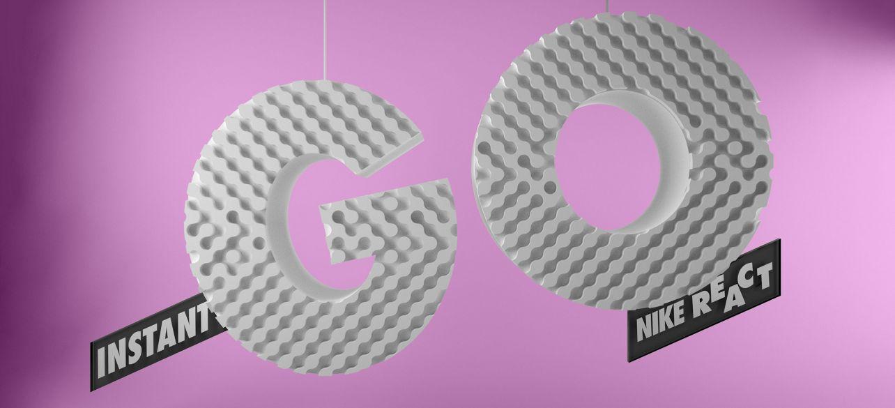 Nike – allestimento instore